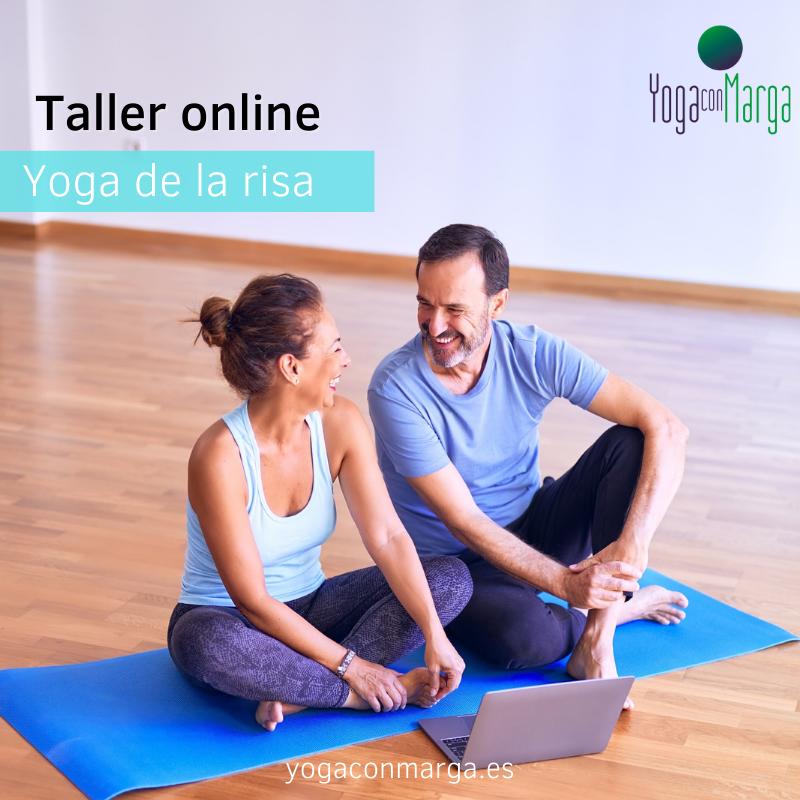 """Taller online """"Yoga de la risa"""""""